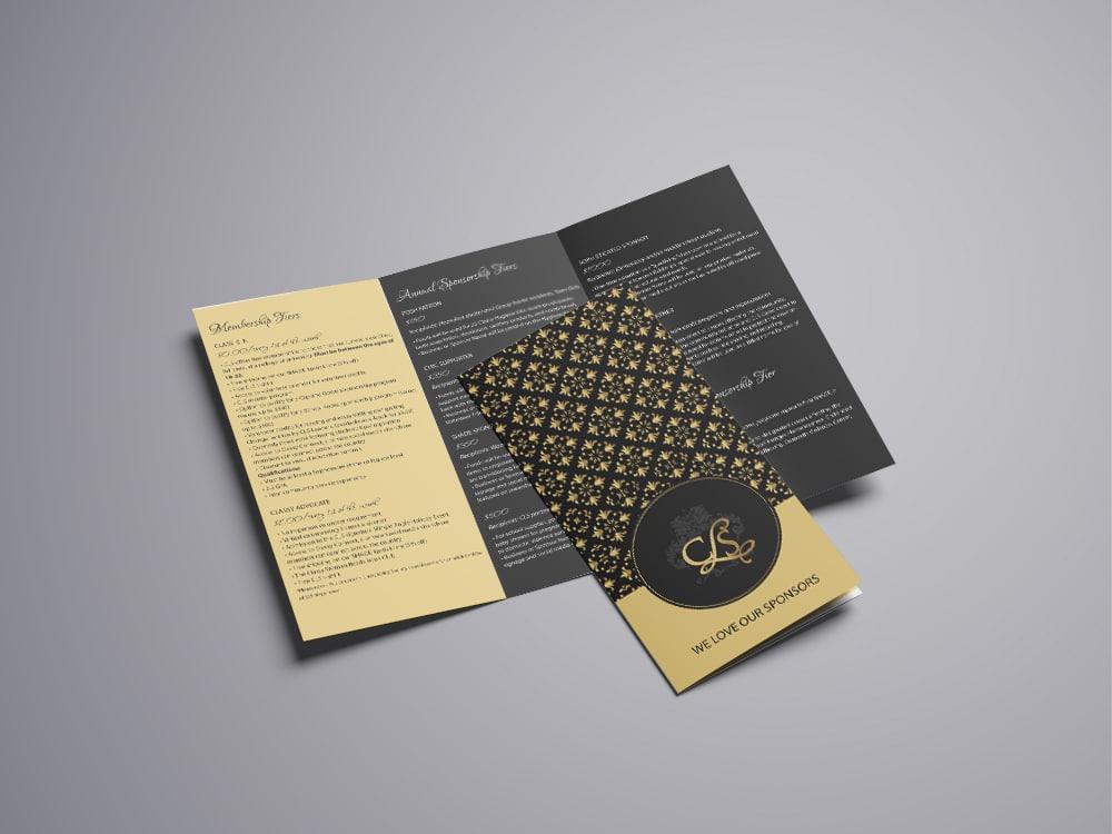 cls flyer design