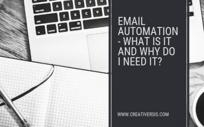 Email automation – what is it and why do I need it?