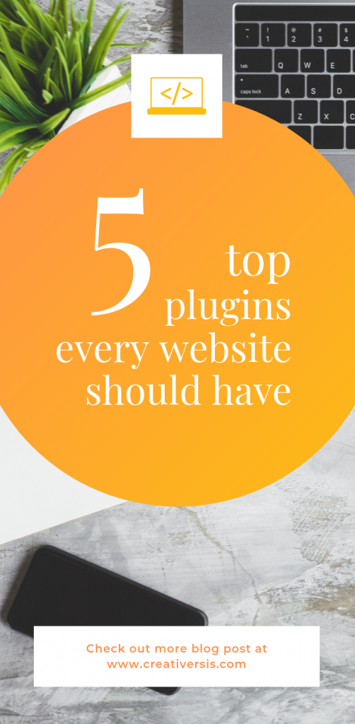 5 top plugins every website should have 1