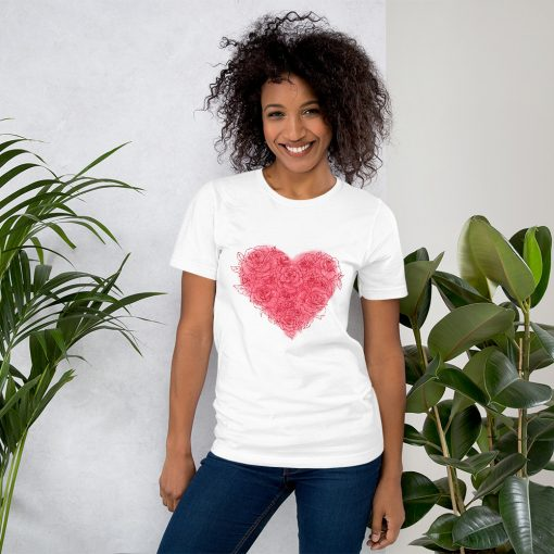 #roseHeart | T-Shirt | Valentine's Day Collection 2