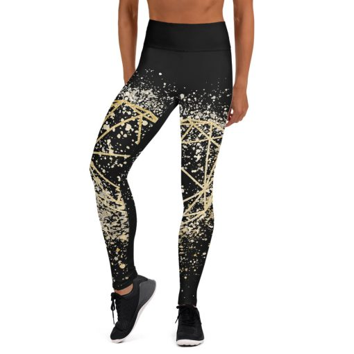 #golden | Yoga Leggings | Valentine's Day Collection 1