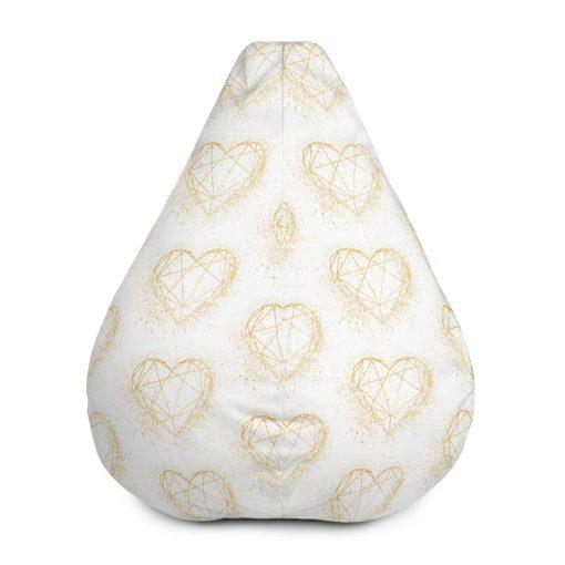 #golden | Bean Bag Chair | Valentine's Day Collection 1