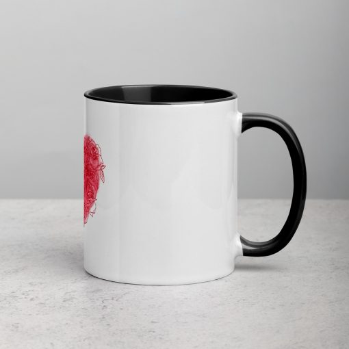 #roseHeart | Mug | Valentine's Day Collection 2
