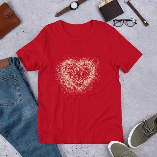 #golden | T-Shirt | Valentine's Day Collection 4