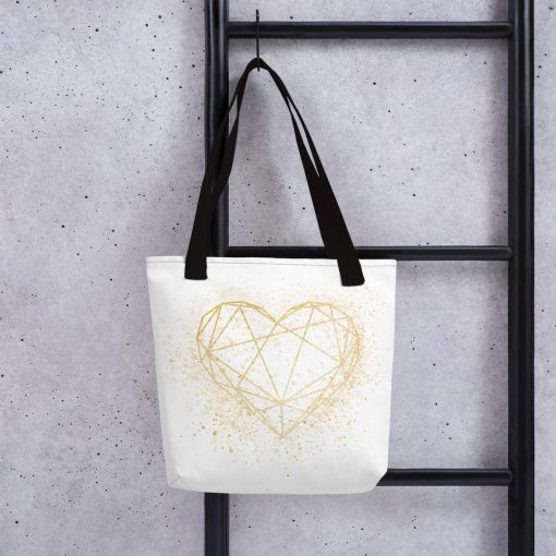 #golden | Tote bag | Valentine's Day Collection 1
