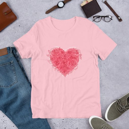 #roseHeart | T-Shirt | Valentine's Day Collection 4