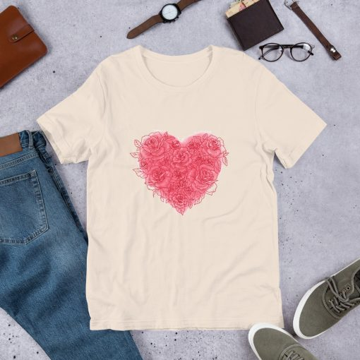 #roseHeart | T-Shirt | Valentine's Day Collection 3