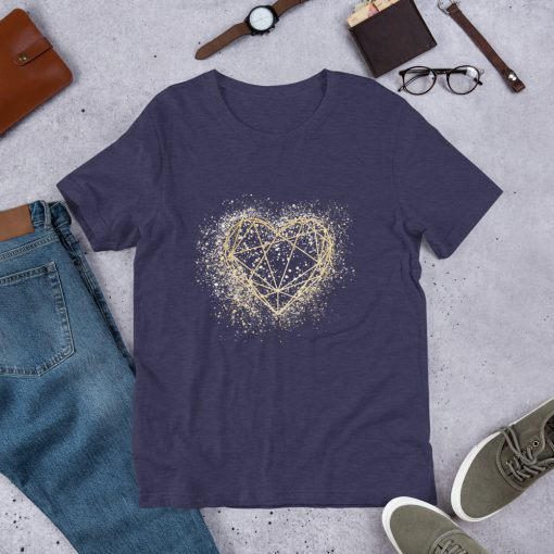 #golden | T-Shirt | Valentine's Day Collection 1