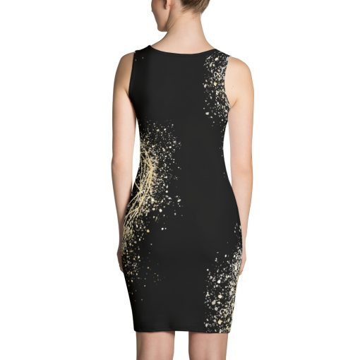 #golden | Fitted Dress | Valentine's Day Collection 2
