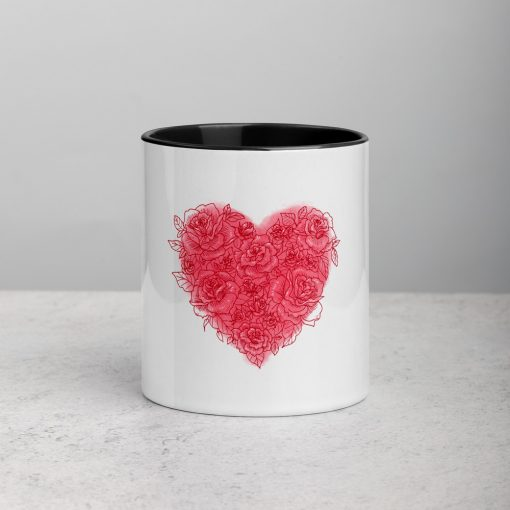 #roseHeart | Mug | Valentine's Day Collection 1
