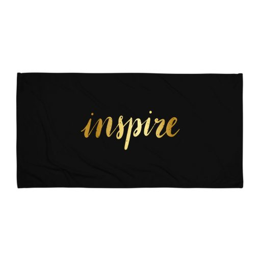 #inspire | Beach - Bathroom Towel | Support collection 1