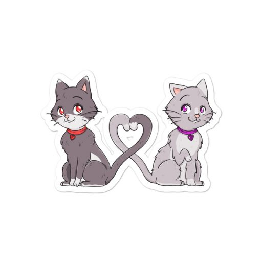 #catCouple | Stickers | Valentine's Day Collection 3