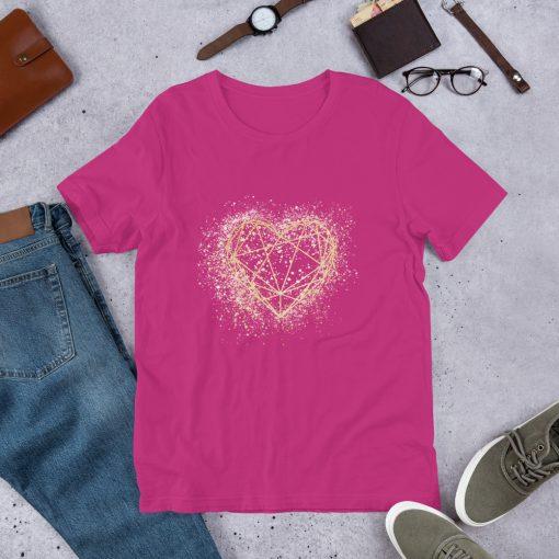 #golden | T-Shirt | Valentine's Day Collection 5
