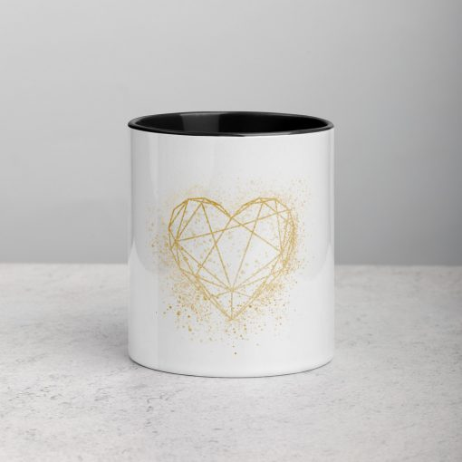 #golden | Mug | Valentine's Day Collection 1