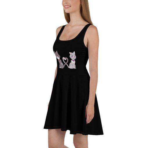 #catCouple | Skater Dress | Valentine's Day Collection 2