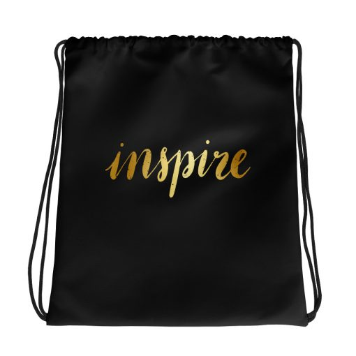 #inspire | Drawstring bag | Support collection 1
