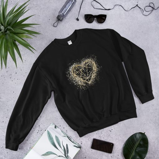 #golden | Sweatshirt | Valentine's Day Collection 1