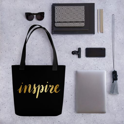 #inspire | Tote bag | Support collection 1