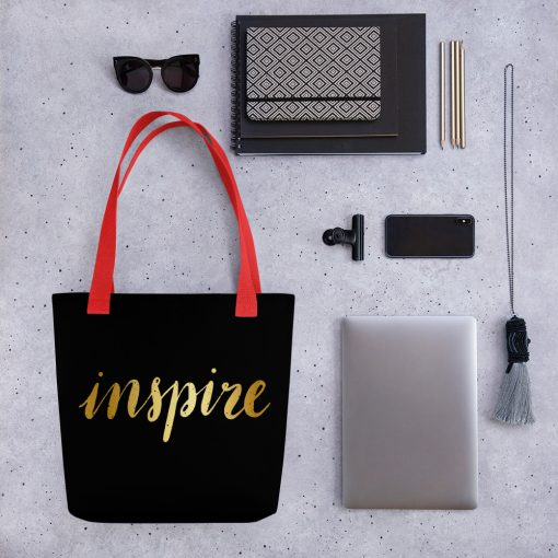 #inspire | Tote bag | Support collection 2